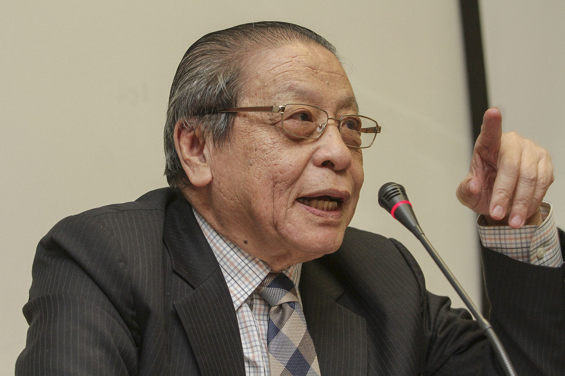 Lim Kit Siang-DAP