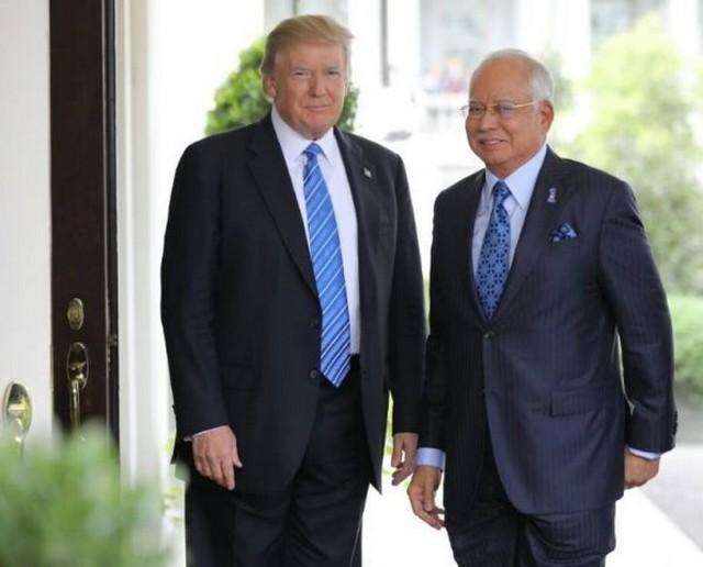najib-trump-us visit-13092017 (1)