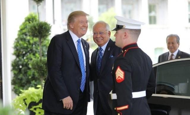 najib-trump-us visit-13092017 (5)