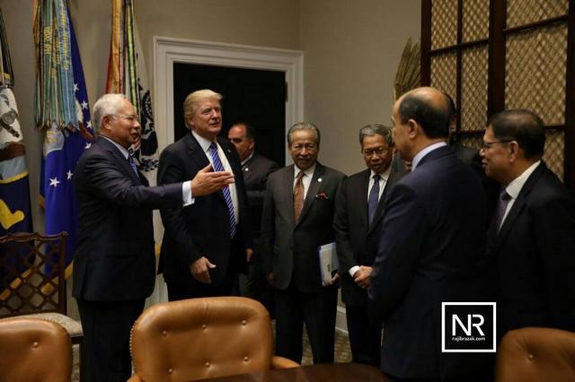 najib-trump-us visit-13092017 (7)
