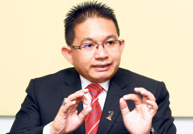 Irmohizam -Bin Ibrahim- Kuala Selangor BN MP
