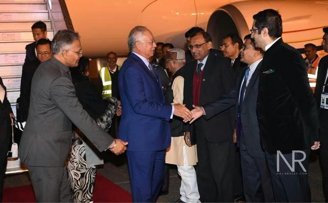 Najib-new delhi-25012018 (5)