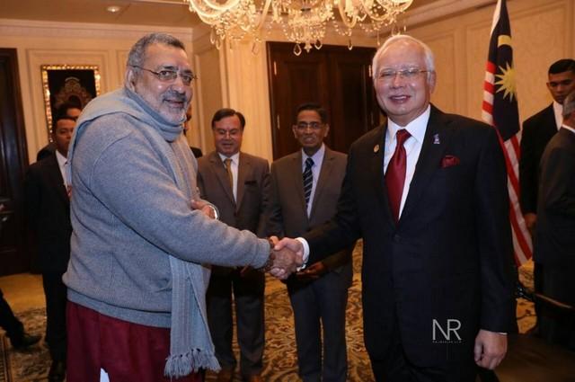 Najib-new delhi-25012018 (8)