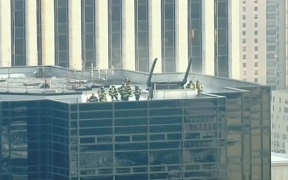 Trump Tower Fire