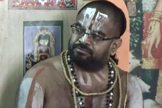Sadagobaramanujajeeyar