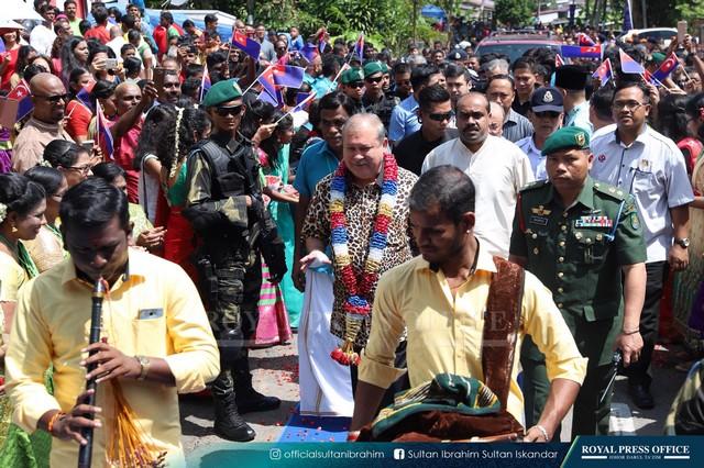 thaipusam-johor baru-sultan johor-31012018 (3)