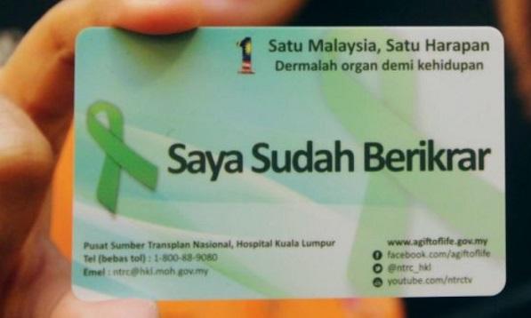 Organ Donation Malaysia